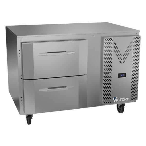 Victory Refrigeration VURD46HC-2 UltraSpec Series Undercounter Refrigerator
