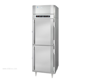 Victory Refrigeration RFS-1D-S1-HS UltraSpec Series Refrigerator/Freezer Featuring