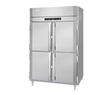 Victory Refrigeration RFSA-2D-S1-EW-HS UltraSpec Series Refrigerator/Freezer Featuring