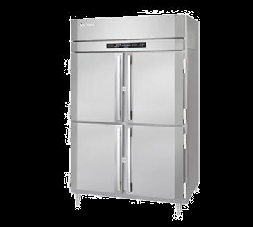 Victory Refrigeration RFSA-2D-S1-EW-PT-HD UltraSpec Series Refrigerator/Freezer Featuring