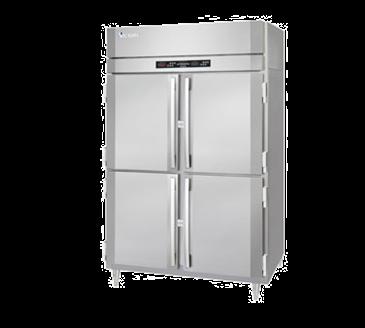 Victory Refrigeration RFSA-2D-S1-PT-HS UltraSpec Series Refrigerator/Freezer Featuring