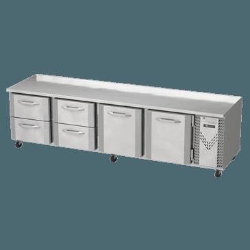 Victory Refrigeration VURD119HC-4 UltraSpec Series Undercounter Refrigerator