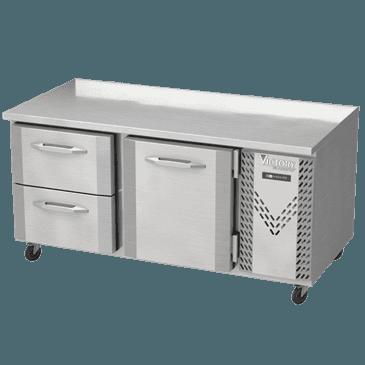 Victory Refrigeration VURD67HC-2 UltraSpec Series Undercounter Refrigerator