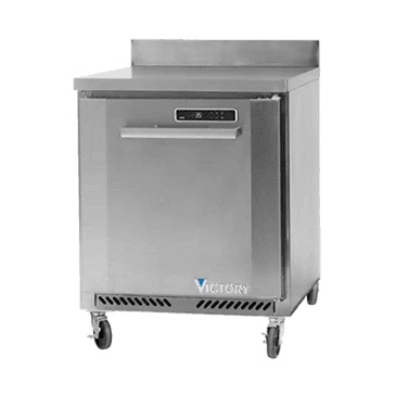 Victory Refrigeration VWF27HC UltraSpec Series Worktop Freezer Counter