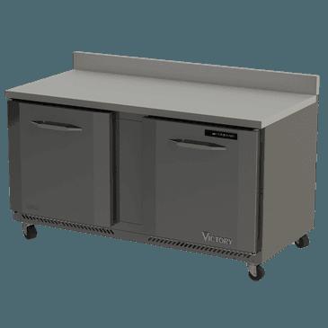 Victory Refrigeration VWF60 UltraSpec Series Worktop Freezer Counter