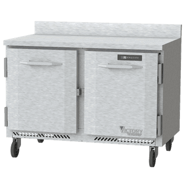 Victory Refrigeration VWR48 UltraSpec Series Worktop Refrigerated Counter