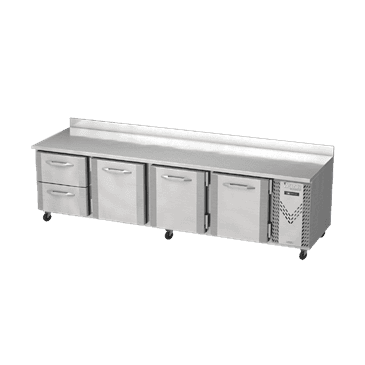 Victory Refrigeration VWRD119HC-2 UltraSpec Series Worktop Refrigerated Counter