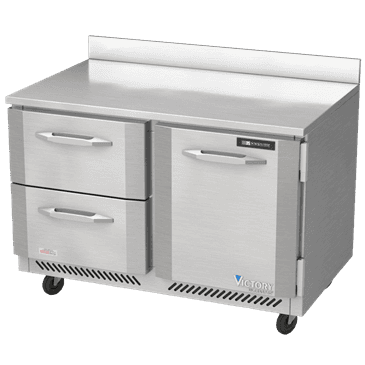 Victory Refrigeration VWRD67HC-2 UltraSpec Series Worktop Refrigerated Counter