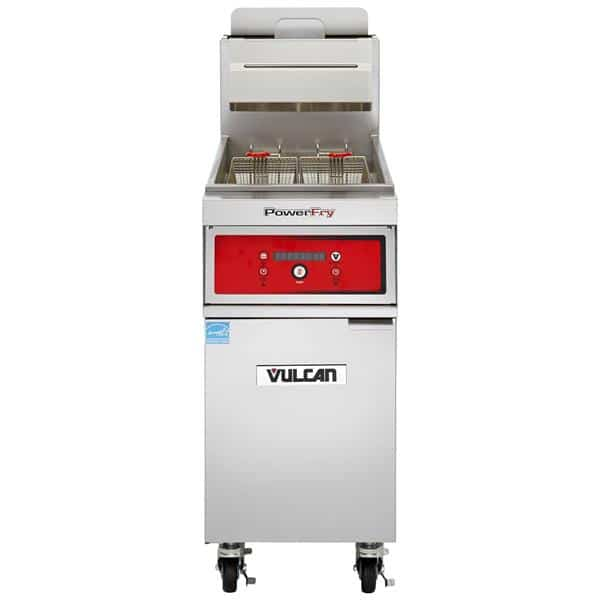 "Vulcan 1TR65DF PowerFry3"" Fryer"