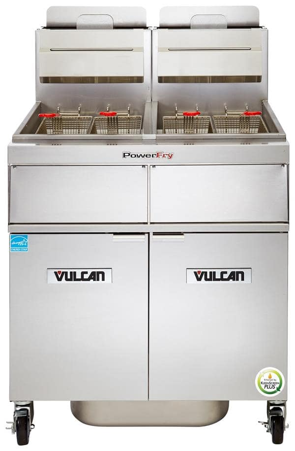 """Vulcan 2TR45AF PowerFry3"""" Fryer"""