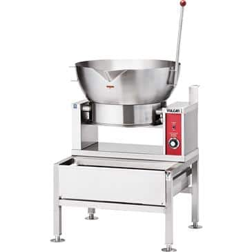 Vulcan VGCTS16 Countertop Braising Pan/Stand