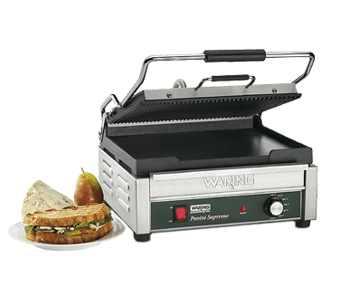 Waring Commercial WDG250 Dual Surface Panini Grill