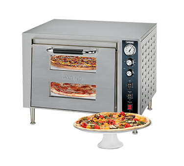 Waring Commercial WPO700 Double-Deck Pizza Oven