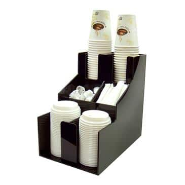 Winco CLSO-2T Cup & Lid Organizer