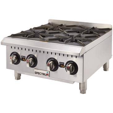 Winco GHP-4 Spectrum Hot Plate | Kitchen Equipment | CKitchen.com
