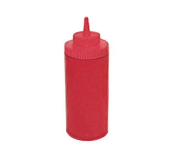Winco PSW-16R Squeeze Bottle