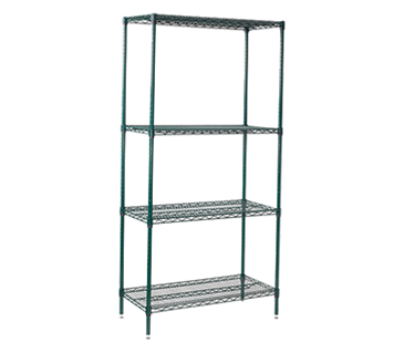 Winco VEXS-2436 Wire Shelving Set