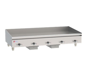 Wolf Range WEG60E Heavy Duty Electric Griddle