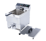 Admiral Craft DF-12L Countertop Deep Fryer