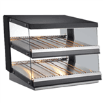 Admiral Craft HFD-85 Heated Display Case