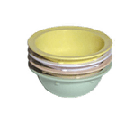 Admiral Craft MEL-BL13W Rim Soup Bowl