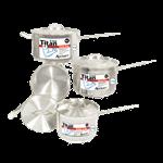 """Admiral Craft SPS-75 Titan Series"""" Induction Sauce Pan"""