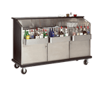 Advance Tabco AMD-5B Ambassador Portable Bar