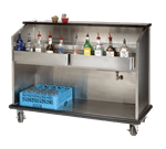 Advance Tabco AMS-5B Ambassador Portable Bar