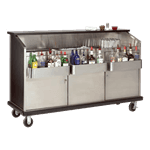 Advance Tabco AMS-6B Ambassador Portable Bar