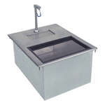 Advance Tabco D-24-WSIBL2 Ice & Water Unit