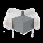 Advance Tabco PRF-25-90OC Prestige corner filler