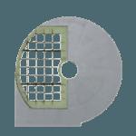 AMPTO EXPERT-D1212 Expert Dicing/Cubing Disc