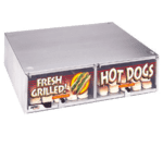APW Wyott BC-50D Hot Dog Bun Cabinet