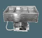 APW Wyott CHDT-3 Cold/Hot Dual Temp Well