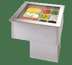 APW Wyott CW-2 Cold Food Well Unit