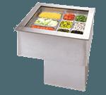 APW Wyott CW-6 Cold Food Well Unit