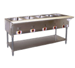 APW Wyott PSST-2S Champion Hot Well Steam Table