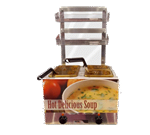 APW Wyott W-9ISP2 Soup Warmer