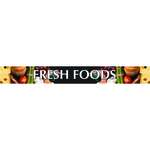 Beverage Air 409-418C-056 Fresh Foods Sign