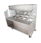 BKI MHB-4 Mobile Hot Food Bar