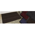 Cactus Mat 1487M-48 Chevron-Rib Herringbone High Traffic Entrance Mat
