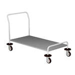 Caddy T-25 Platform Caddy for Racks