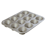 Carlisle 601830 Steeluminum Cupcake Pan