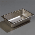 """Carlisle 608142 DuraPan"""" Steam Table Pan"""