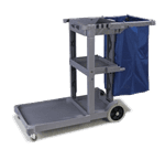 Carlisle JC1945L23 Platform Janitorial Cart