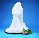 Carlisle SBG102 Bride & Groom Ice Sculpture
