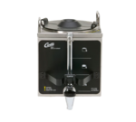 Curtis GEM-3-5 Gemini® Coffee Satellite Dispenser/Warmer