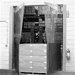 Curtron Products MP-C-160-8496-LT Mega-Pro® Flexible Swinging Door