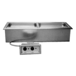 Delfield N8746ND Narrow Drop-In Hot Food Well Unit