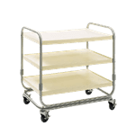 Delfield UC-2SS Utility Cart